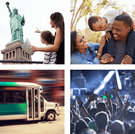 Nearby Attractions: NYC, family activities, bussing to nearby areas